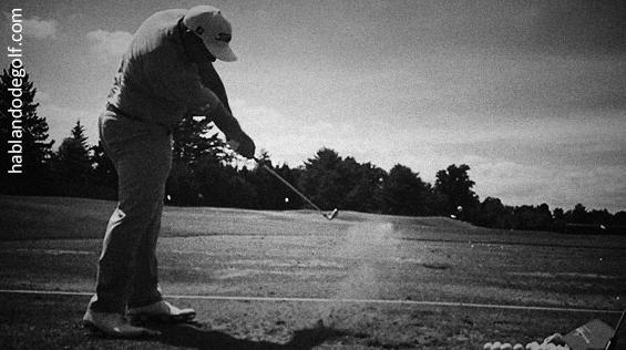 impacto golf