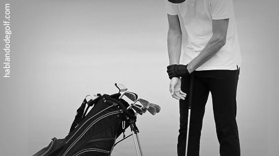 lesiones golf