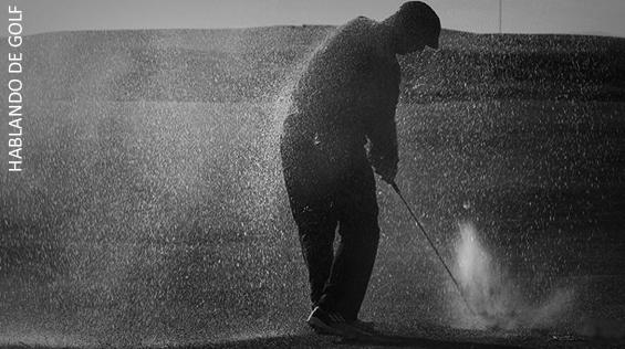 golf y lluvia