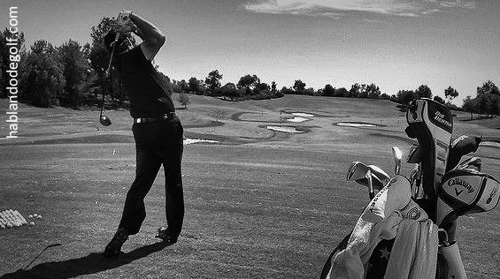 poder en golf