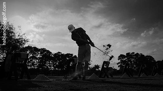 teoría en golf