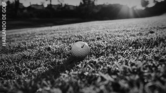 golf y calor