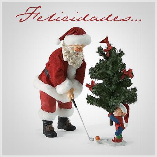 Saludo Navidad